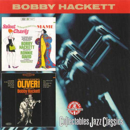 """Bobby Hackett - The Swingin'est Gals in Town / Jazz Impressions of Lionel Bart """"Oliver!"""" (2002)"""