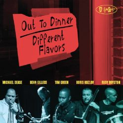 Out To Dinner - Different Flavors (2019)