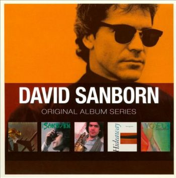 David Sanborn ‎- Original Album Series (2010)