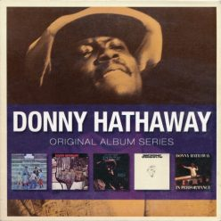 Donny Hathaway - Original Album Series (2010)