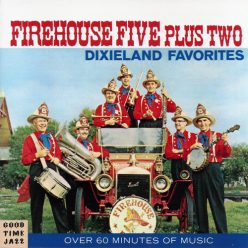 Firehouse Five Plus Two - Dixieland Favorites (1986)