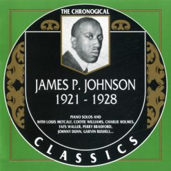 James P. Johnson - 1921-1928 (1992)