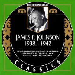 James P. Johnson - 1938-1942 (1993)