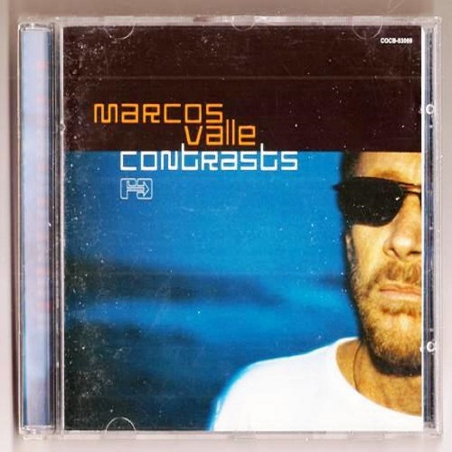 Marcos Valle - Contrasts (2003)