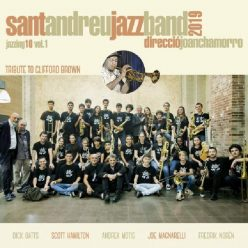Sant Andreu Jazz Band, Joan Chamorro - Jazzing 10, vol. 1 (2020)