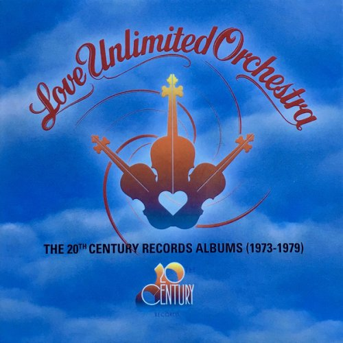 Love Unlimited Orchestra - The 20th Century Records Albums (1973-1979) (2019)