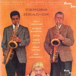 Bill Perkins & Richie Kamuca - Tenors Head-On (1992)