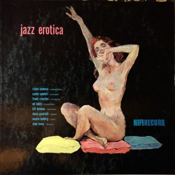 Richie Kamuca And Bill Holman - Jazz Erotica (1958/2009)