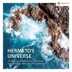 The Norwegian Wind Ensemble - Hermeto's Universe (2020)