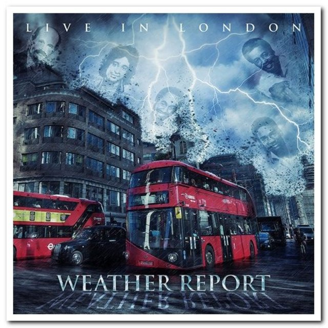 Weather Report - Live in London (2020)