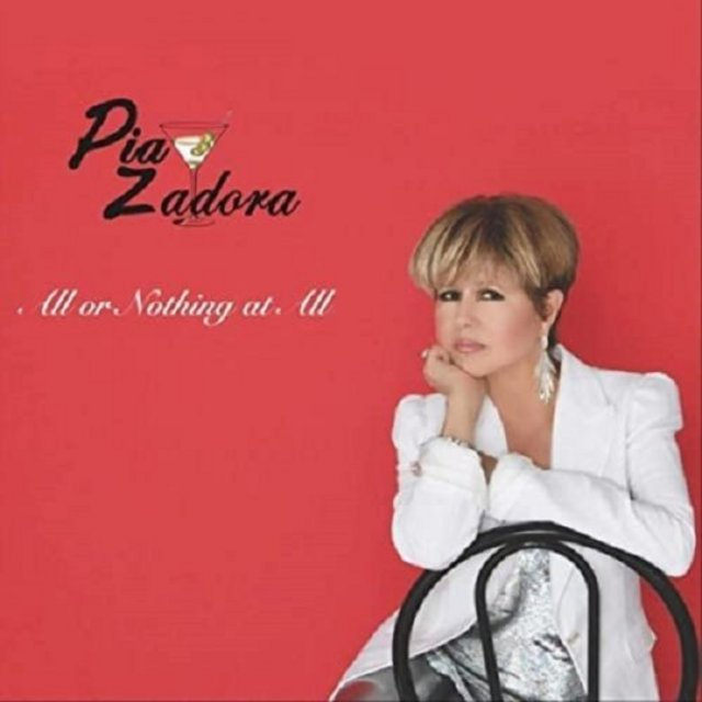 Pia Zadora - All or Nothing at All (2020)