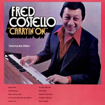 Fred Costello - Carryin' On (2020)