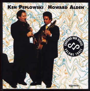 Howard Alden & Ken Peplowski - Concord Duo Series, Vol. 3 (1992)