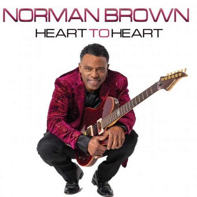 Norman Brown - Heart To Heart (2020)