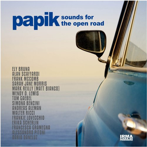 Papik - Sounds for the Open Road (2014)