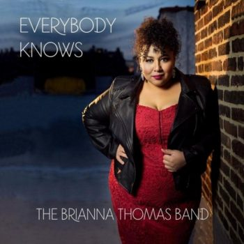 The Brianna Thomas Band - Everybody Knows (2020)