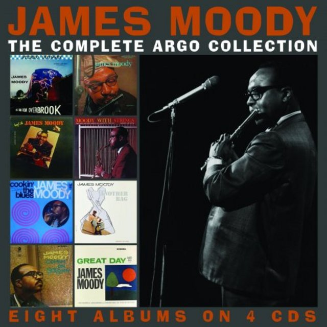 James Moody - The Complete Argo Collection (2020)