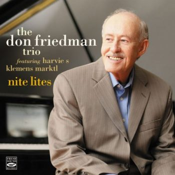 The Don Friedman Trio - Nite Lites (2015)