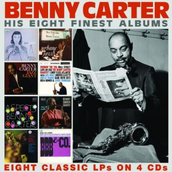 Benny Carter - His Eight Finest Albums (2020)