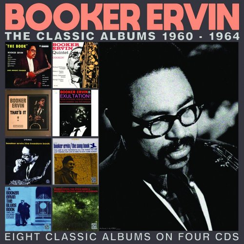 Booker Ervin - The Classic Albums 1960-1964 (2020)