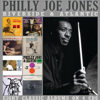 Philly Joe Jones - Riverside & Atlantic (2020)