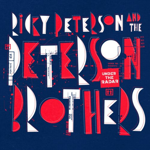 Ricky Peterson & The Peterson Brothers - Under the Radar (2021)