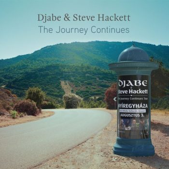 Djabe & Steve Hackett - The Journey Continues (2021)
