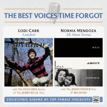 Lodi Carr - The Best Voices Time Forgot: Ladybird/All About Norma (2021)