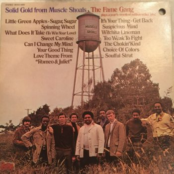 The Fame Gang - Solid Gold From Muscle Shoals (1969)